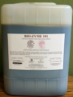Bio-Zyme 101, A Green Industrial Complete Alternative for Waste Water, Sewage and Industrial Systems